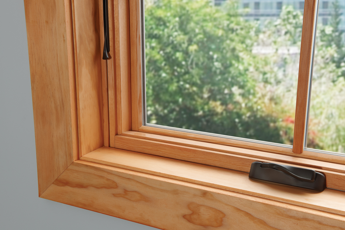 Fiberglass Windows With Wood Interior | HomeStar Windows & Doors ...